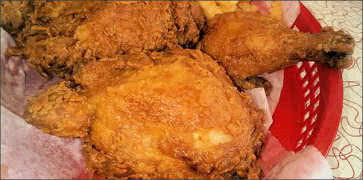 Parkette Fried Chicken