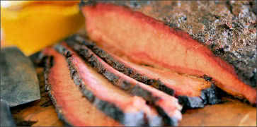 Sliced Beef Brisket