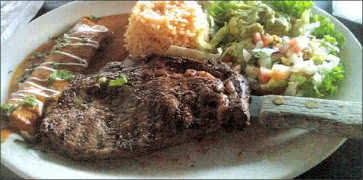 Ribeye Platter