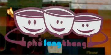 Pho Lang Thang in Cincinnati