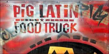Piglatin Food Truck