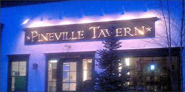 Pineville Tavern in Pineville