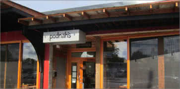Podnahs Pit Barbecue in Portland