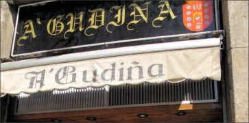 Pulperia A Gudina in Barcelona