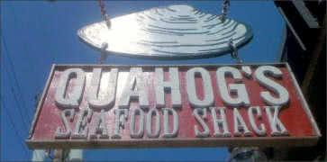 Quahogs Seafood Shack Stone Harbor