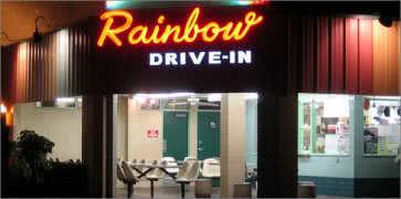 Rainbow Drive-In in Honolulu