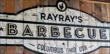 Ray Rays Hog Pit in Columbus