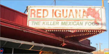 Red Iguana in Salt Lake City