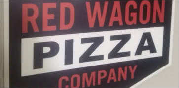 Red Wagon Pizza in Minneapolis