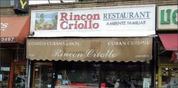 Rincon Criollo in Corona-Queens