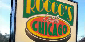 Rocco's Little Chicago Pizzeria in Tucson