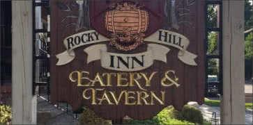 Rocky Hill Inn in Rocky Hill