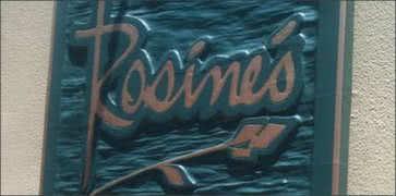 Rosines Restaurant in Monterey