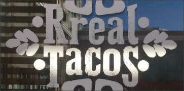 Rreal Tacos in Atlanta