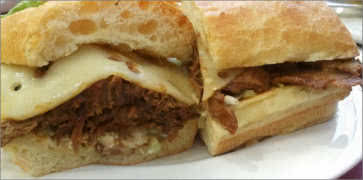 Pot Roast Sandwich