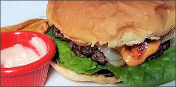 Peanut Butter Hamburger