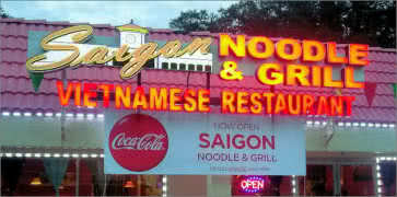 Saigon Noodle and Grill in Orlando