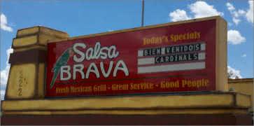 Salsa Brava in Flagstaff