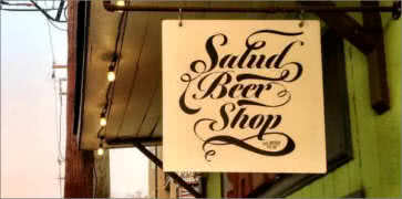 Salud Beer Shop in North Carolina