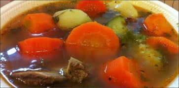 Salvadorian Beef Soup