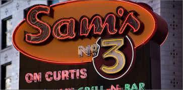 Sams No 3 in Denver