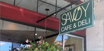 Savoy Cafe and Deli in Santa Barbara
