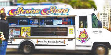 Senore Sisig Food Truck in San Francisco