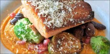 King Salmon Dinner