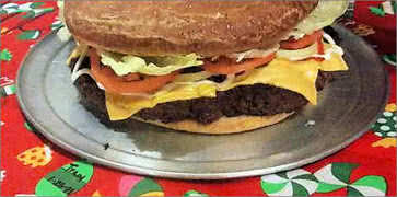 Single Wide Burger