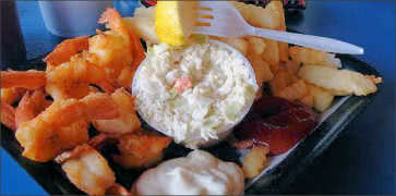 Shrimp and Crab Combo Basket