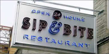 Sip and Bite Restaurant
