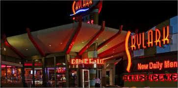 Skylark Diner in Edison
