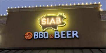 SLAB BBQ & Beer in Austin