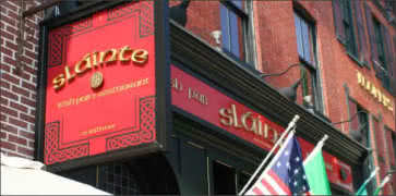 Slainte Irish Pub in Baltimore