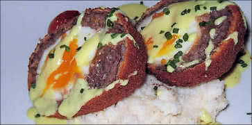 Irish Scotch Egg