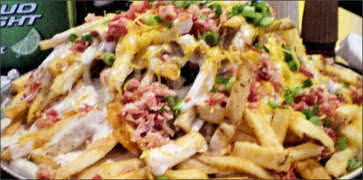 The Farm Boy Cheese Fries