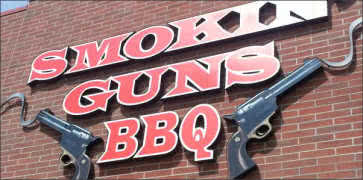 Smokin Guns BBQ and Catering in Kansas City