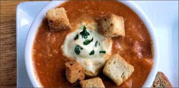 Smokey BLT Soup