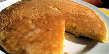 Honey Corn Cake