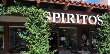 Spiritos Italian Diner