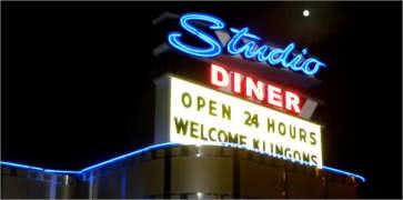 Studio Diner in San Diego