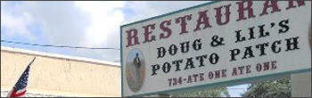 Potato Patch Deland Menu