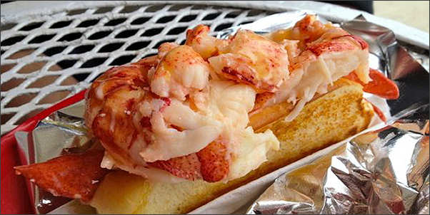 Maine Diner Lobster Roll Recipe | Lobster House