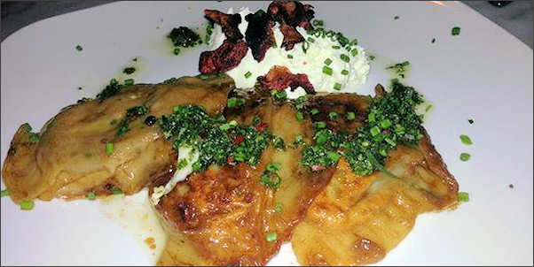 Oxtail Pierogies