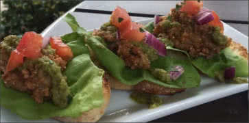 Oyster PoBoy Appetizers