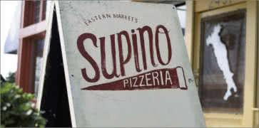 Supino Pizzeria in Detroit