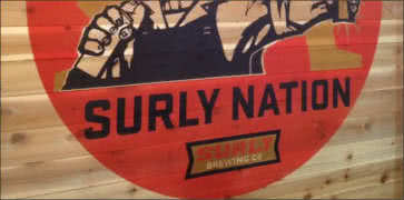 Surly Brewing Co in Minneapolis