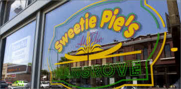 Sweetie Pies at the Mangrove