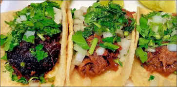 Tacos Chiwas Food