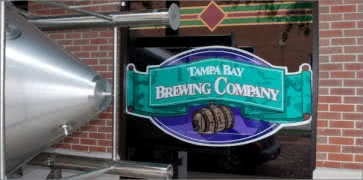 Tampa Bay Brewing Company in Tampa
